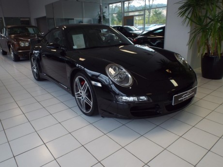 vente porsche 997 carrera 4s tiptronic s chrono pasm toit ouvrant de 2007 avec 72000 km. Black Bedroom Furniture Sets. Home Design Ideas
