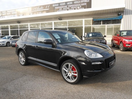 vente cayenne gts bv6 unique 406 cv v8 toit ouvrant bose. Black Bedroom Furniture Sets. Home Design Ideas