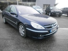 PEUGEOT 607 (2) 2.7 V6 HDI 200 EXECUTIVE PACK  BVA