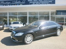 MERCEDES BENZ S 350 CDI LIMOUSINE BLEUEFFICIENCY PHASE II